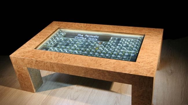 $14,000 for a coffee table? Money well spent.