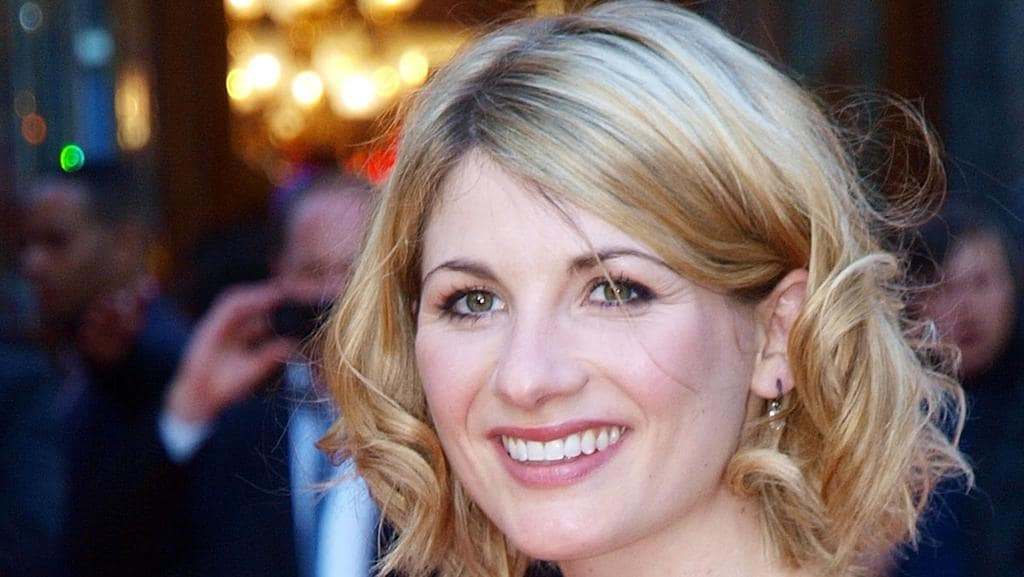 Jodie Whittaker at the UK premiere of her film Attack the Block in London. (Pic: Max Nash/AFP)