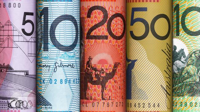 Here's a tip. No one ever has 'enough' money. Picture: Thinkstock.