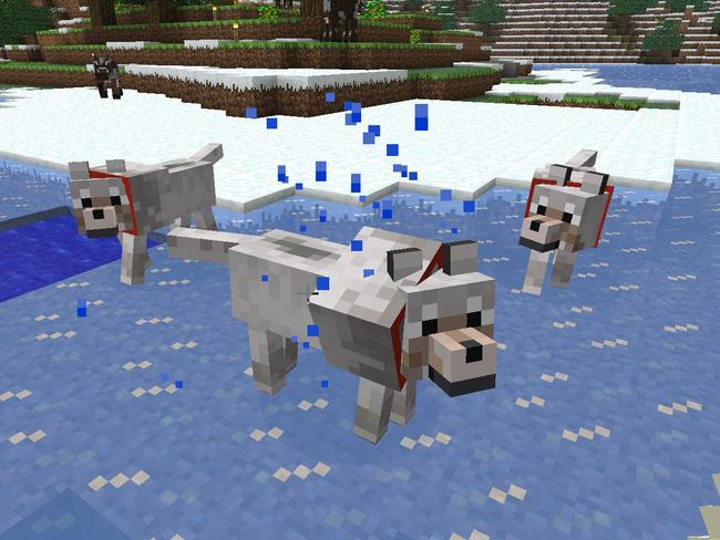 Minecraft has been praised for tapping into kids' imaginations and creativity.