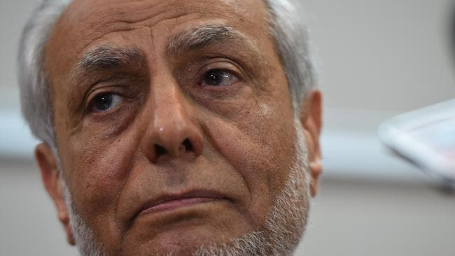 Minister's swipe at 'failures' of the Mufti | Dailytelegraph