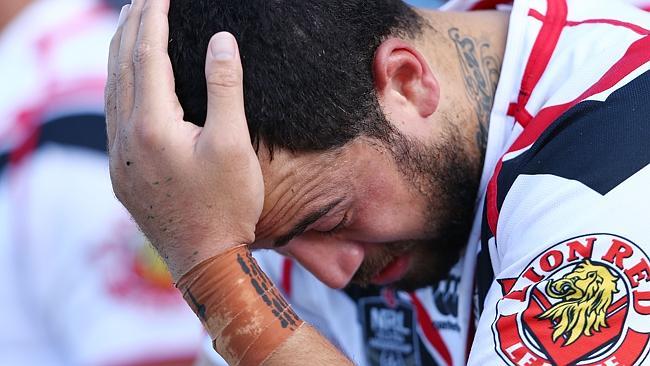 Ben Matulino has copped a two-week ban.