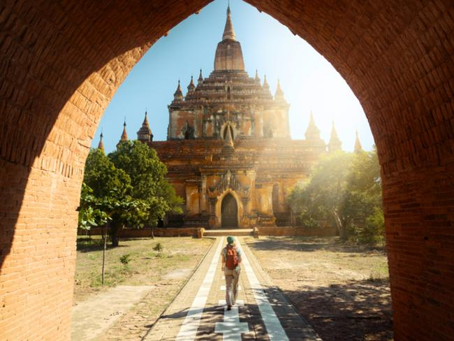 Myanmar is a devoutly religious country with strict rules surrounding its religious customs.