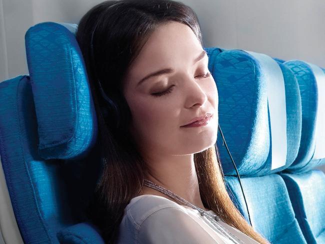 Economy travel gets classy makeover