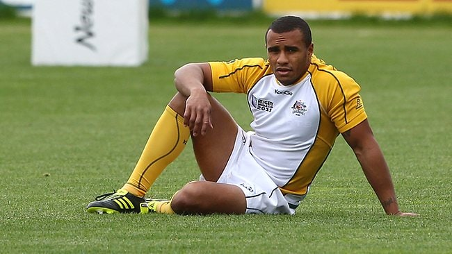 Will Genia will be one of the foreign rugby stars unable to cop a tax break during the 2015 World Cup in England.