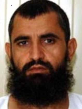 Abdul Waq-Hasiq who was freed in exchange for Sgt Bowe Bergdahl. Picture: Facebook