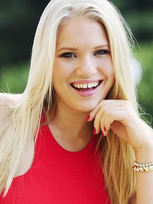 First single axed before it aired ... The Voice winner Anja Nissen. Picture: John Appleyard