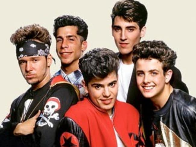 New Kids on the Block still have The Right Stuff as s ...