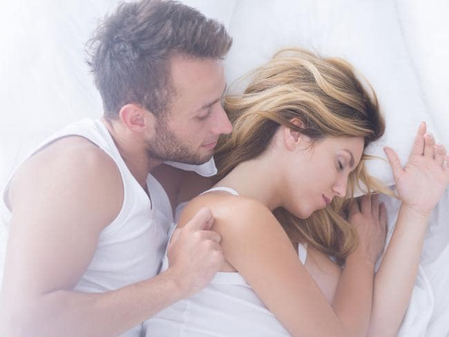 Sex while you're tired may do more harm than good in your relationship.
