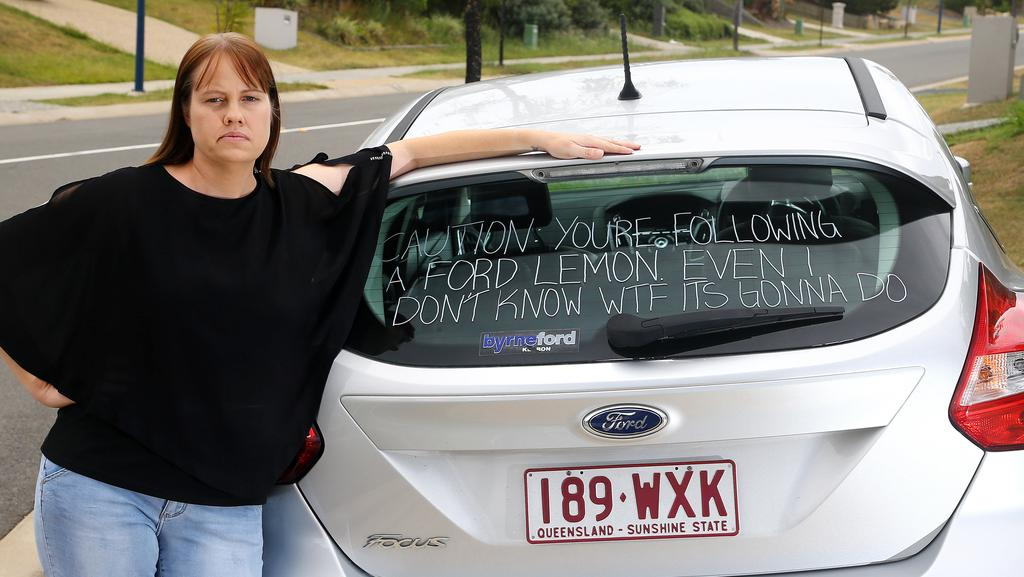 Springfield mum demands full refund for faulty Ford amid
