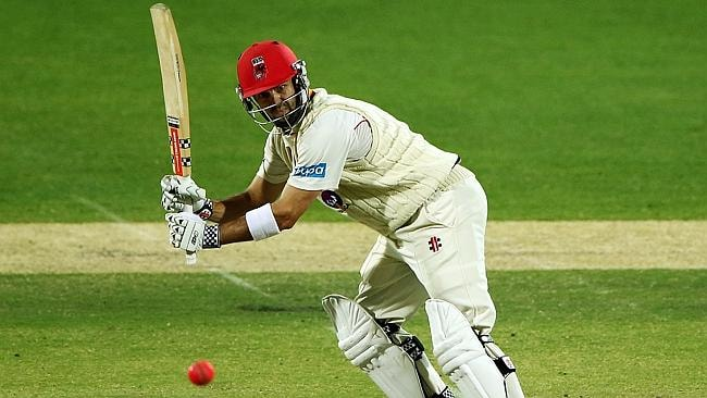 Callum Ferguson has been in exceptional form for the Redbacks this Sheffield Shield season.