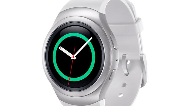 Coming attraction .... Samsung plans to release the Gear S2 smartwatch in Australia this year.