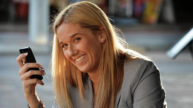 Meg Coffey runs Social Media Perth. Photo: Richard Hatherly