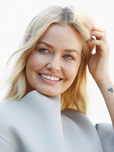 Lara Bingle also didn't score highly. Picture: Getty Images