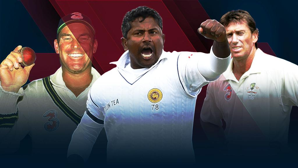 Rangana Herath has taken more five-fors than Glenn McGrath and is closing in on Shane Warne.