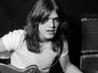 ACDC Guitarist Malcolm Young Dies