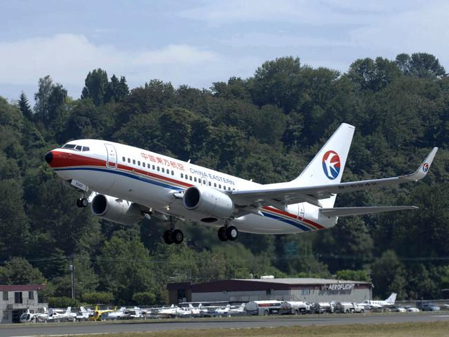 China Eastern Airlines Passenger Uses First Class Ticket