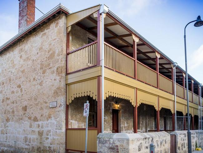Convict cottages on sale for first time