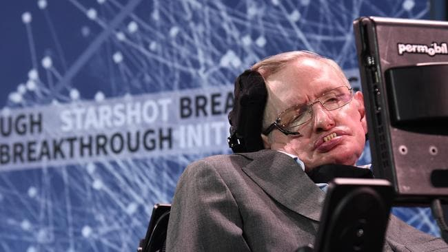 Retired US navy pilot David Fravor has called on Stephen Hawking to look into his claims