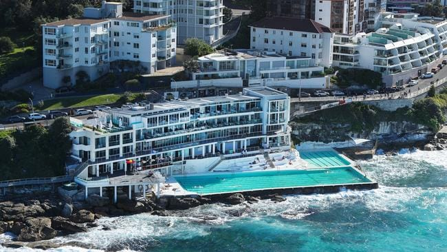 The Icebergs Dining Room and Bar at Sydney s Bondi Beach. John Singleton eyes  15m with sale of Icebergs restaurant at Bondi