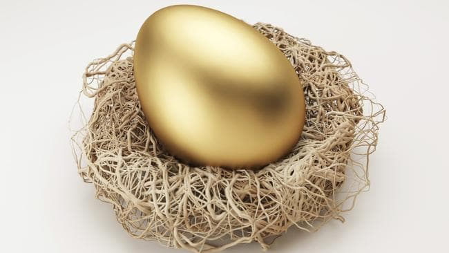 There was no universal superannuation scheme to increase your nest egg in 1964.