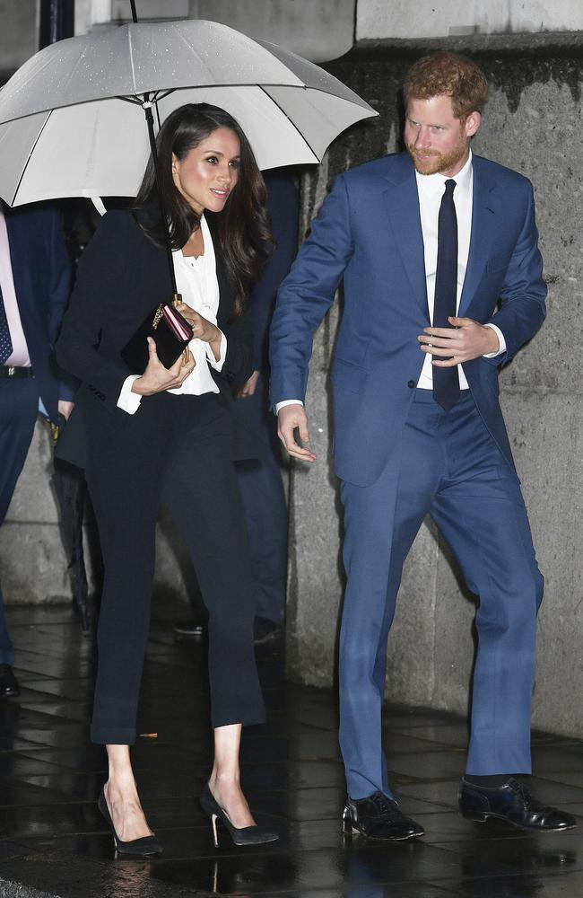 Meghan Markle and Prince Harry attend Endeavour Fund ...