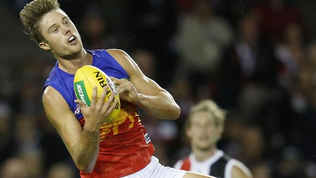 Josh Schache is on the trade table. Picture: Getty