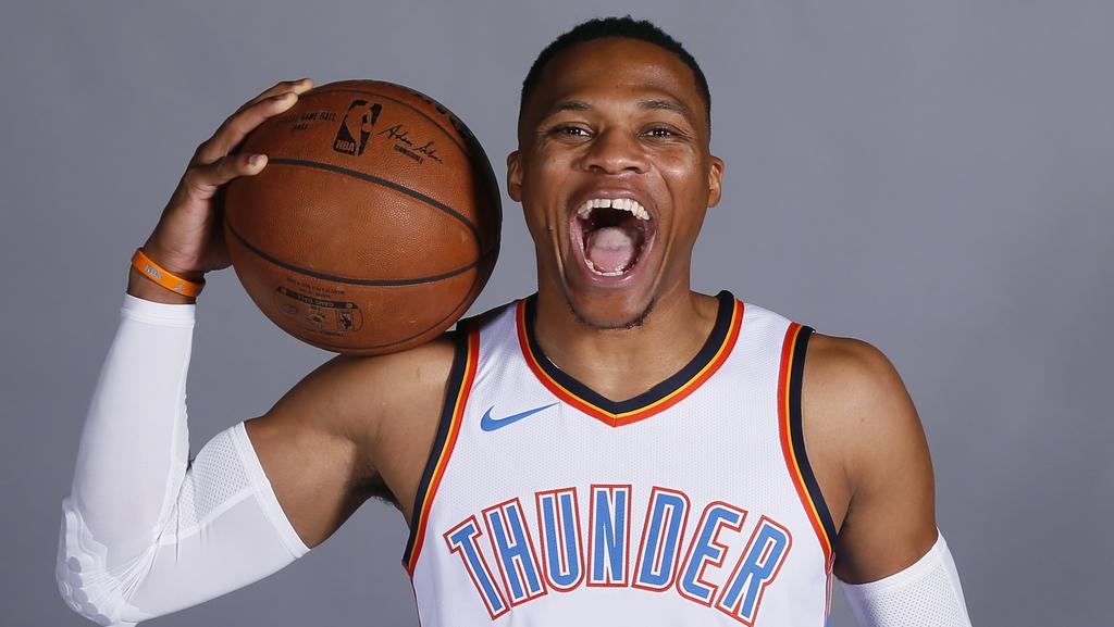 """Oklahoma City Thunder star Russell Westbrook says he """"Ain't expecting s**t"""" from Melbourne United"""""""