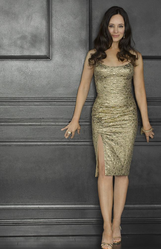 Hellbent on Revenge ... Madeleine Stowe will play a pivotal role in tonight's cliffhanger.