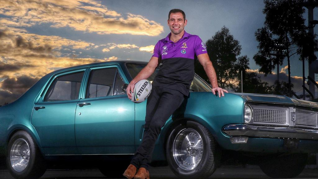 Car Loving Cameron Smith Charged With Putting Melbourne Storm Into
