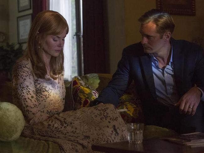 Nicole Kidman in Big Little lies for april 2