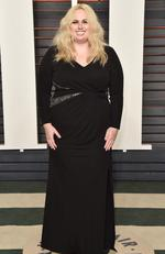 Comedian Rebel Wilson hits the Vanity Fair red carpet after her recent Twitter controversy. (Photo by Pascal Le Segretain/Getty Images)
