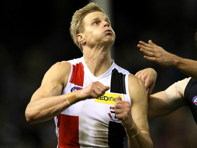 Riewoldt has returned to form in recent months. Picture: Wayne Ludey