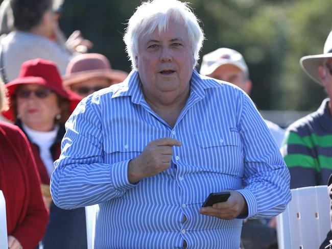 Please explain: Clive Palmer faces question over Chinese money.