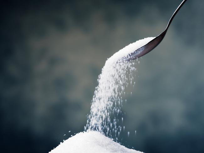 In 2011-12 Australians consumed on average 60 grams (14 teaspoons) of added sugar a day.