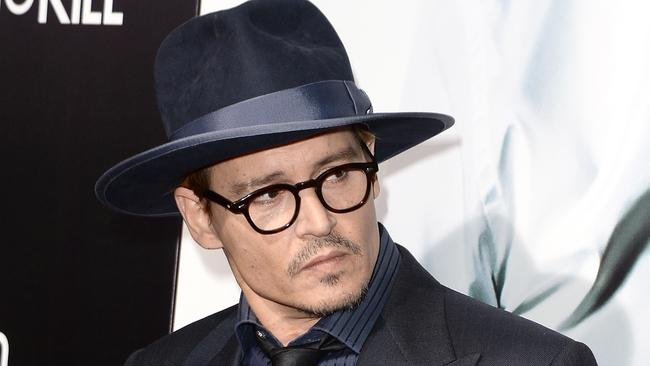Johnny Depp has more than one alias.