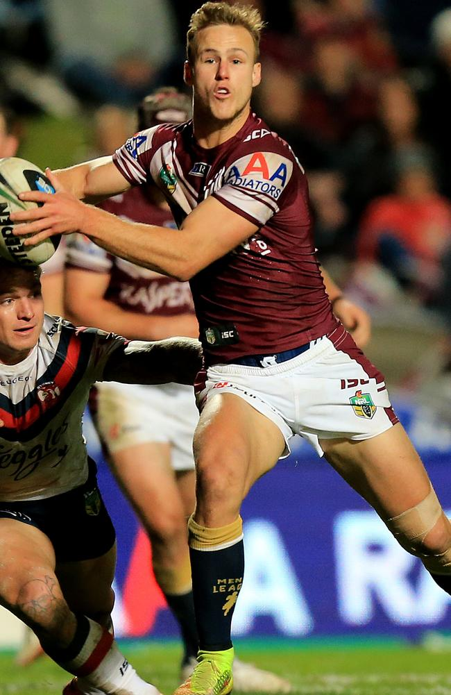 Daly Cherry-Evans now has another reason to want to return home to Brisbane. Pic: Mark Evans