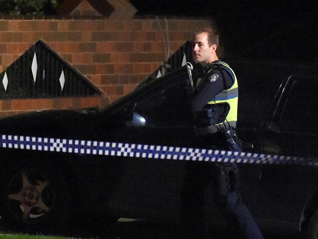 Woman's body found at Melbourne home