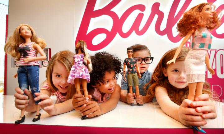 Customisable 'look-alike' Barbies have arrived