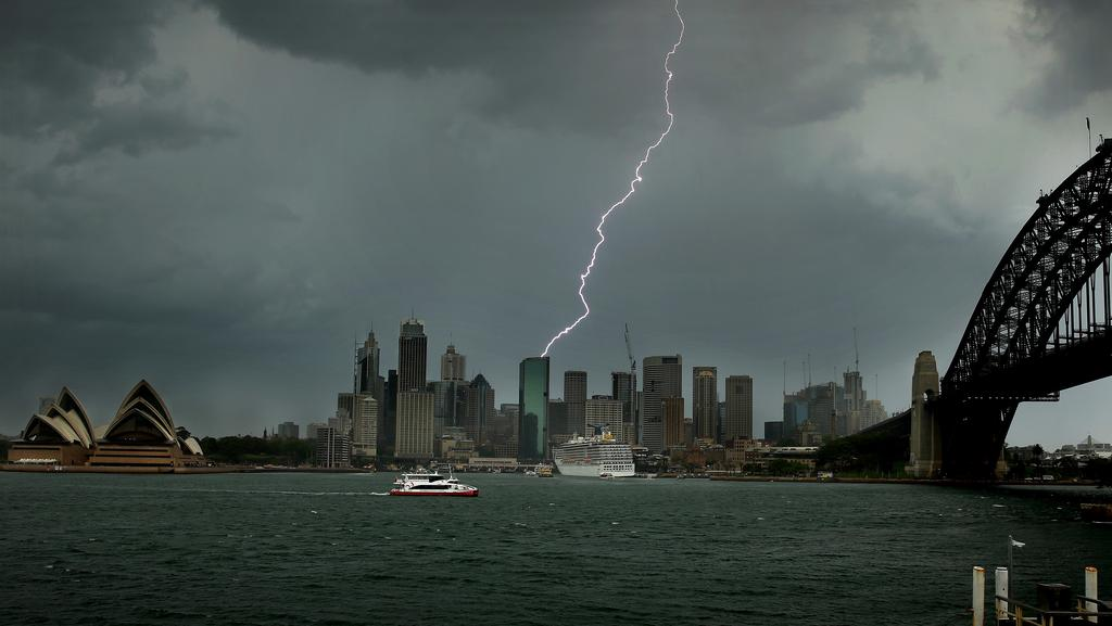 thunderstorms in sydney australia - photo#19