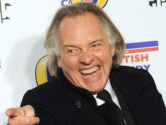 Tributes have flown in for British actor and comedian Rik Mayall.