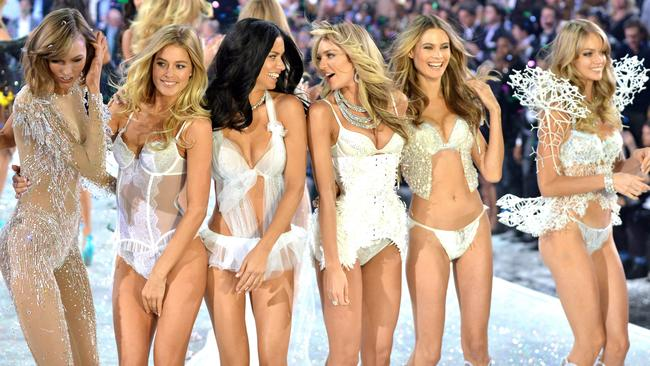 Duigan trains many of the Victoria's Secret models.