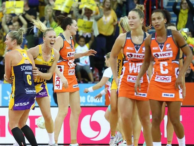 A replay of the 2017 grand final between Lighting and the Swifts will be played in the opening round of the 2018 competition.