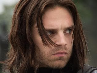 """Marvel's Captain America: The Winter Soldier""..Winter Soldier/Bucky Barnes (Sebastian Stan)..Ph: Zade Rosenthal..? 2014 Marvel. All Rights Reserved. Picture: Supplied"