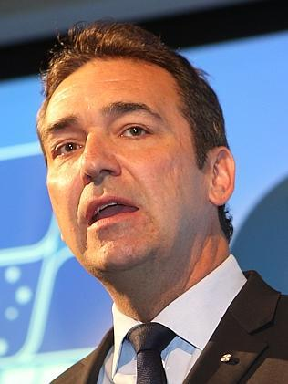 Liberal leader Steven Marshall. Picture Dean Martin