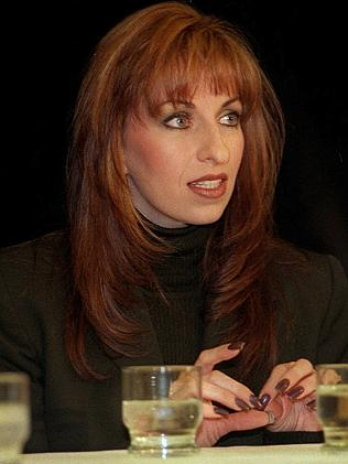 Paula Jones ... Famous for being allegedly sexually harassed by US President.