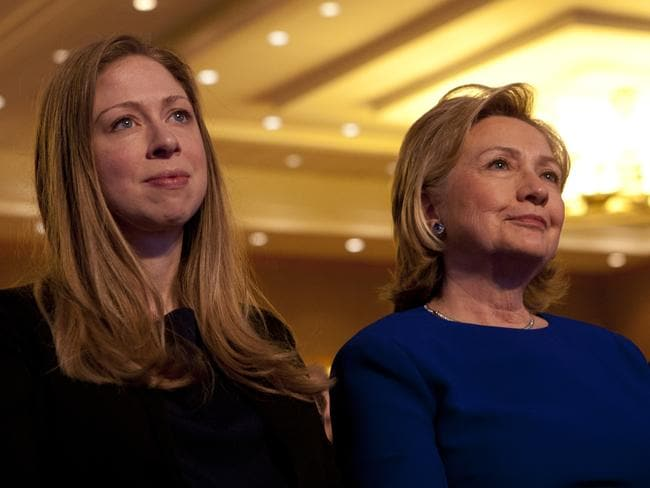 Is Chelsea Clinton's resignation a sign that her mother Hillary Rodham Clinton will run for president in 2016? Photo by: Jason Bahr/NBC/NBCU Photo Bank via Getty Images