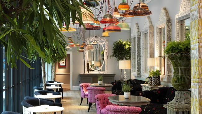 The Ham Yard hotel in London reeks of quirk and cool