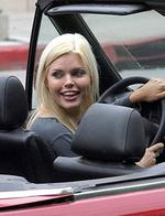 <p>Facebook Photo of Sophie Monk filming her reality tv pilot.</p>