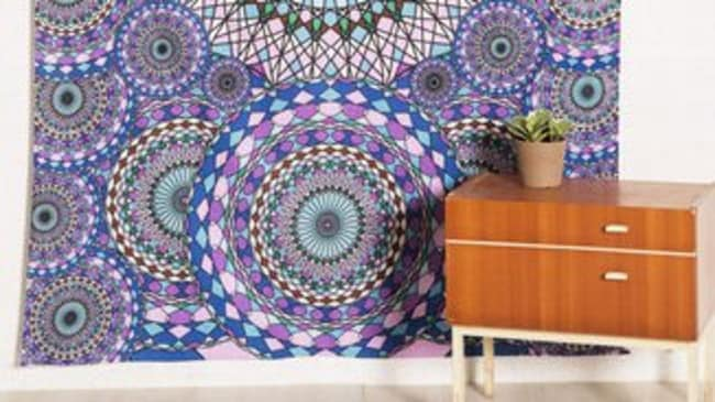 Trendy wallpaper. Photo: Urban Outfitters.